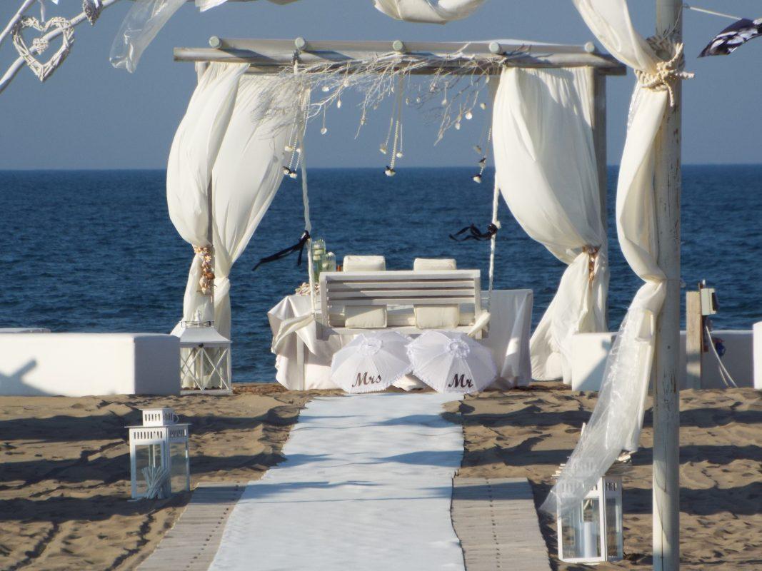 Matrimonio Civile In Spiaggia Puglia : Matrimonio sulle spiagge pugliesi elisabetta wedding planner